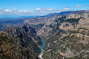 Go to the photo gallery about Verdon area in Provence