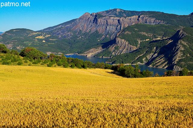 Photos des hautes alpes et des alpes de haute provence for Chambre d agriculture hautes alpes