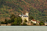 Photo of Ruphy castle aka Duingt castle on Annecy lake